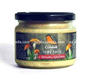 """Тофу-паста """"Соймик"""" Белые грибы, 300 г);"""