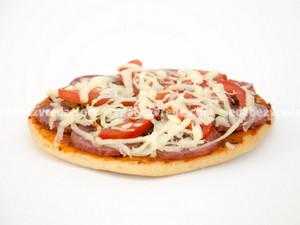 Пицца с ветчиной и сыром Fit&Sweet, 180 г);