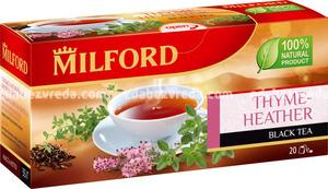 Напиток чайный ЧАБРЕЦ-ВЕРЕСК Милфорд, 20шт);
