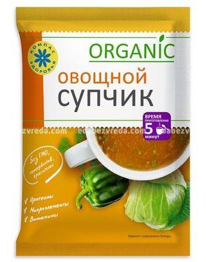 """Суп-пюре овощной """"Компас Здоровья"""", саше 30 г"""