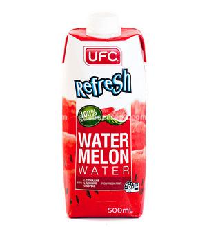 Арбузная вода Refresh UFC, 500 мл.);