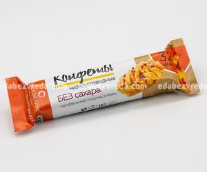 """Низкоуглеводные конфеты """"Кленовый пекан"""" Excess Free, 55 г);"""