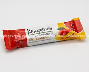 """Низкоуглеводные конфеты """"Манго"""" Excess Free, 55 г.);"""