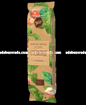 "Шоколад молочный без сахара ""Стевилад"" Фундук, 100 г.);"