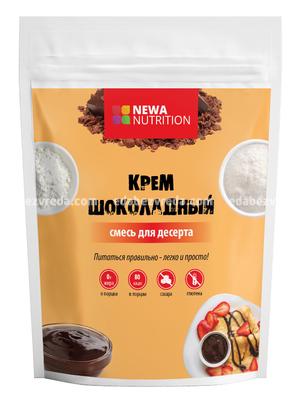 Смесь для крема Newa Nutrition Шоколадный вкус, 150 г.);