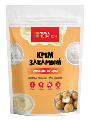Смесь для заварного крема Newa Nutrition Сливочный вкус, 150 г.