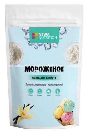 Смесь Newa Nutrition Протеиновое мороженое, 200 г