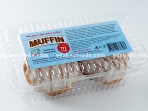 Маффин Fit&Sweet творожный, 90 г