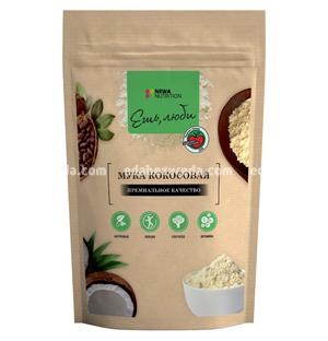 Мука кокосовая Newa Nutrition, 200 г.);