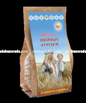 """Мука из овсяных отрубей """"Дивинка"""", 400 г.);"""