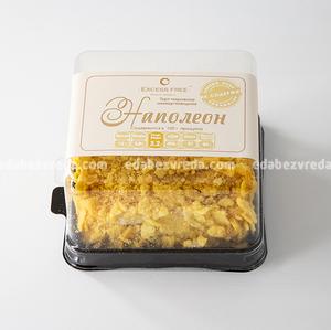 """Торт-пирожное Excess Free """"Наполеон"""", 80 г.);"""
