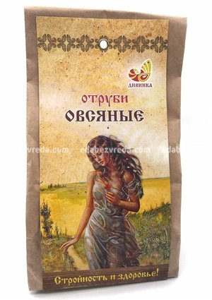 """Отруби овсяные """"Дивинка"""", 400 г.);"""
