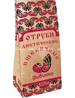 """Отруби """"Дивинка"""" пшеничные, 350 г);"""