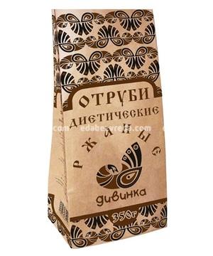"""Отруби """"Дивинка"""" ржаные, 350 г.);"""