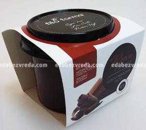 """Низкоуглеводная крем-паста """"Шоколад"""" Excess Free, 300 г."""