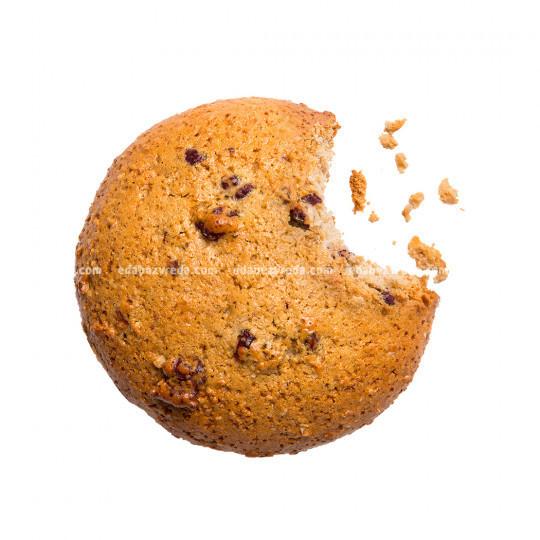 Печенье протеиновое BOMBBAR Вишня, 40 г