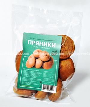 Пряники Fit&Sweet с ароматом мяты, 100 г