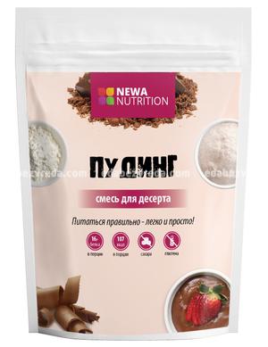 Смесь для высокобелкового пудинга Newa Nutrition Шоколадный вкус, 150 г.);