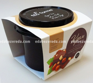 """Низкоуглеводная крем-паста """"Шоколад с фундуком"""" Excess Free, 300 г);"""