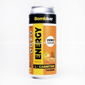 "Напиток серии ""L-Карнитин"" BOMBBAR (Апельсин), 0.5 л."