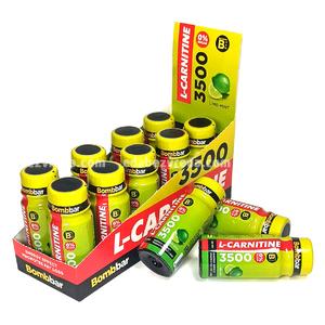 Напиток L-carnitine 3500 BOMBBAR Лайм-Мята, 50 мл.);