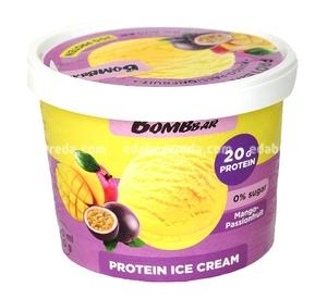 Мороженое молочное белковое BOMBBAR Манго-Маракуйя БЗМЖ, 150 г.);