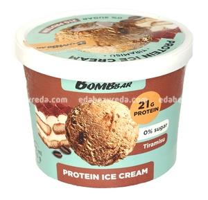 Мороженое молочное белковое BOMBBAR Тирамису БЗМЖ, 150 г.);