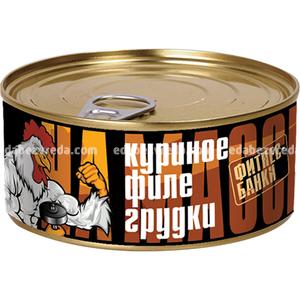"Куриное филе грудки ""Фитнес-Банки"", 325 г.);"