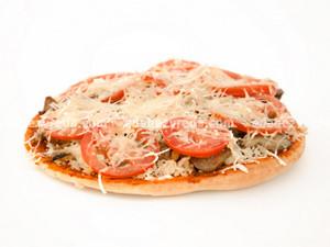 Пицца с индейкой Fit&Sweet, 170 г);