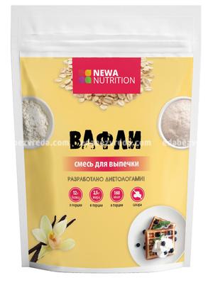 Смесь Newa Nutrition Протеиновые вафли, 200 г.