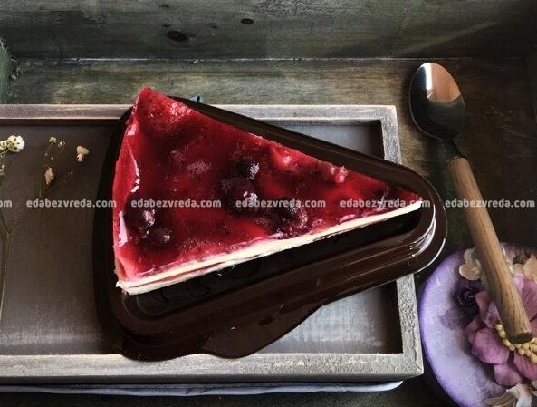 """Блинный торт """"Мечта Наполеона"""" с ягодами """"Можно?Нужно!"""", 150 г."""