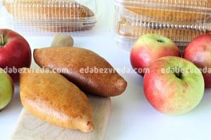 """Пирожки """"Можно?Нужно!"""" с Яблоками, 190 г"""