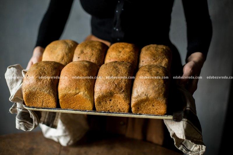 """Белый хлеб из Овсяных отрубей """"Можно?Нужно!"""", 320 г"""